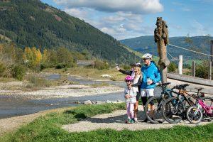Biken Sauschneiderhof, Fam. Wieland, Urlaub am Bauernhof, im Lungau Mariapfarr