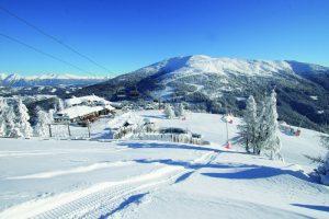 Skifahren Sauschneiderhof, Fam. Wieland, Urlaub am Bauernhof, im Lungau Mariapfarr