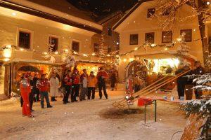 Winter Sauschneiderhof, Fam. Wieland, Urlaub am Bauernhof, im Lungau Mariapfarr
